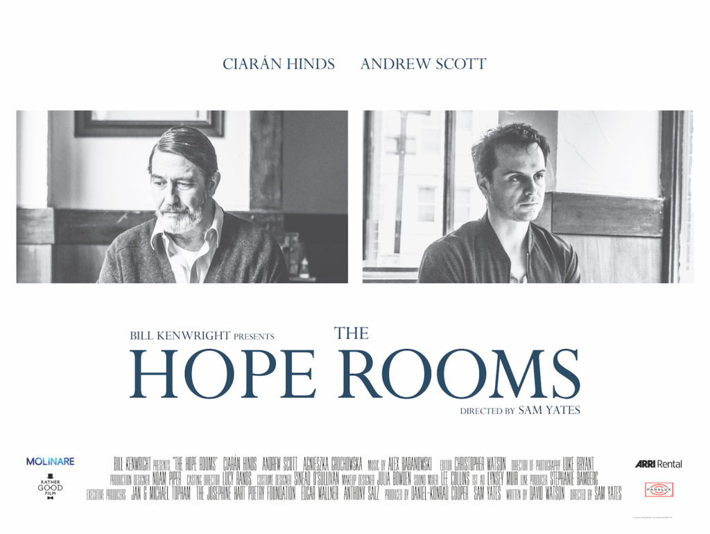 The Hope Rooms POSTER alt 160410-bl+w-quad small