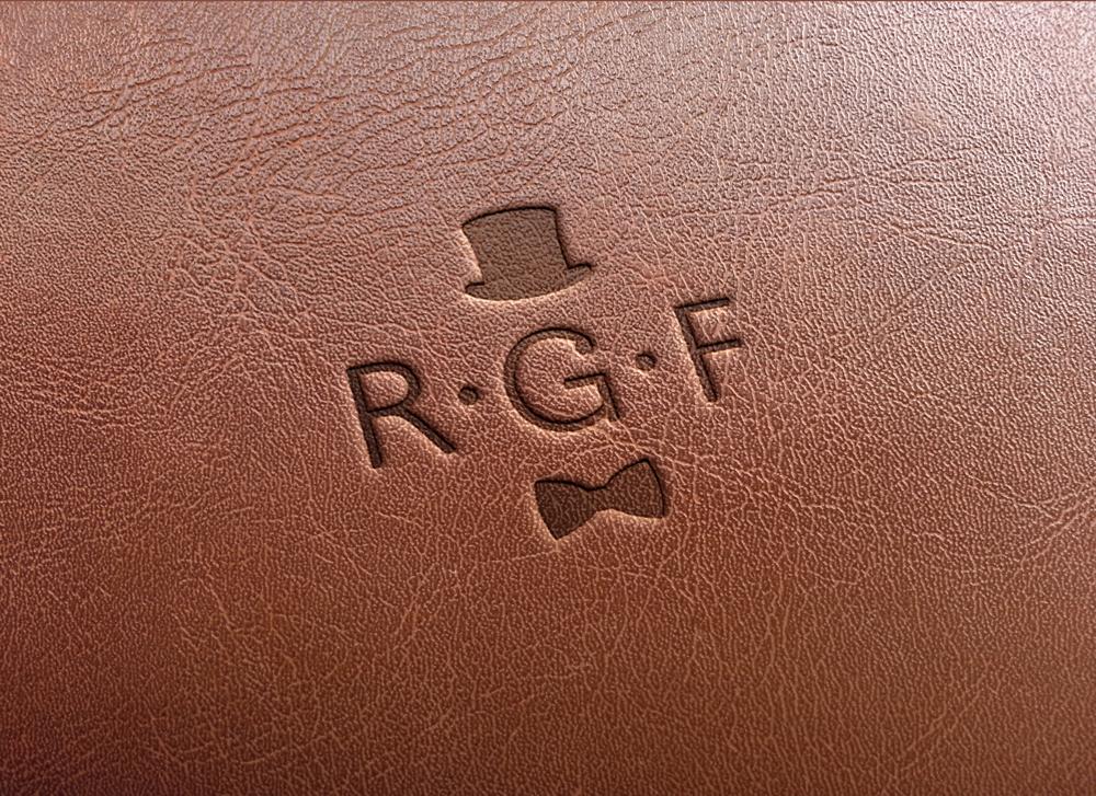 RGF Leather Print